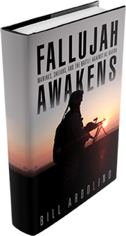 Fallujah Awakens Book Cover